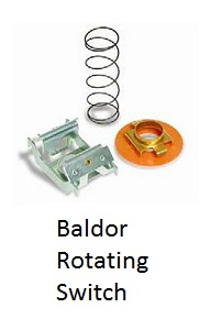 Baldor Rotating Switch