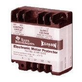 Klixon Electronic Motor Protector And Ptc Therminstors