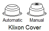 Klixon C Cover Drawing