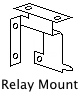 Relay Mount Drawing